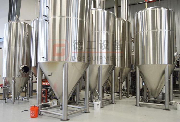 beer fermenting vessel