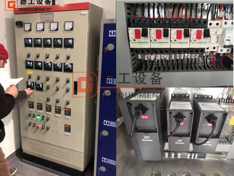 control system DEGONG