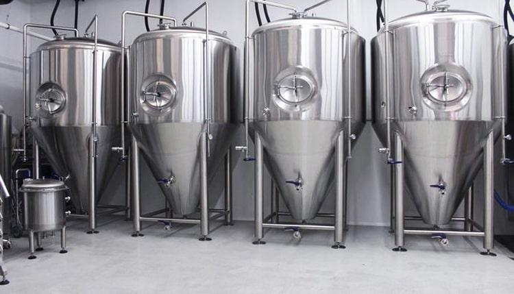 2000L fermentation tank