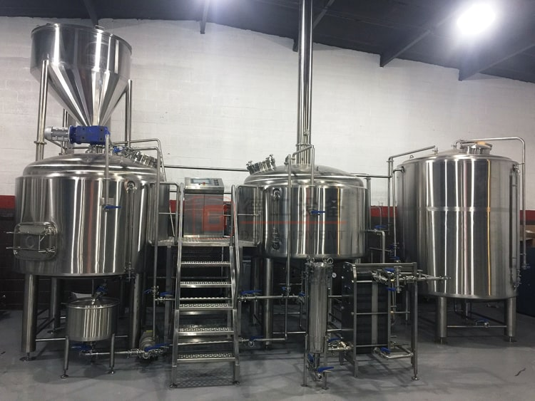 2-vessels brewhouse