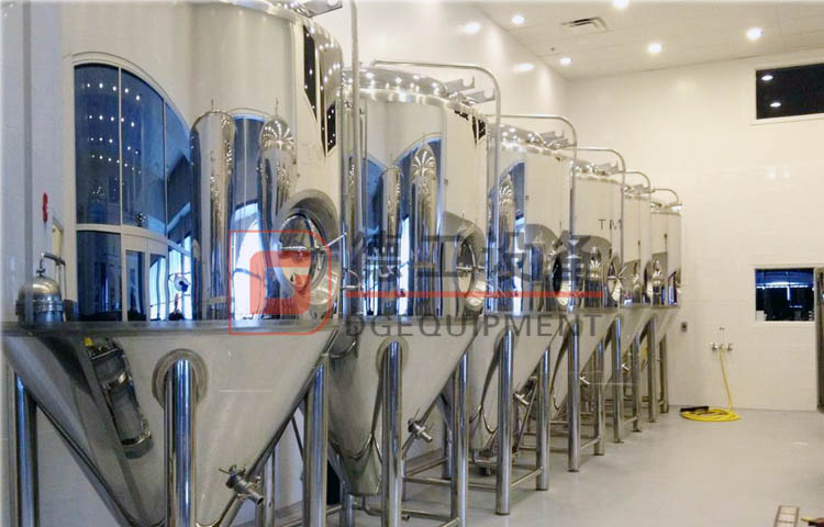 mirror polishing fermentation tank