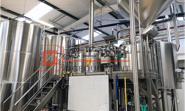 2000L brewing equipment