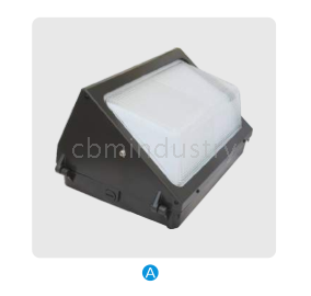 50W 80W 100W LED WALL PACK