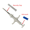 1.4*8mm RFID Implant Microchip With Syringe
