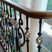 Indoors Iron Railing More Design Selected