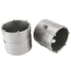 TCT Core Drill, Threaded Core, 7011 Series