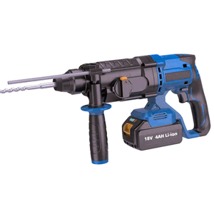 Cordless Li-ion Rotary Hammer SDS-plus 18V, Model#:ZP-24LI