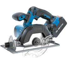 Cordless 18V Li-ion Circular Saw 165mm, Model#: ZP-165LI