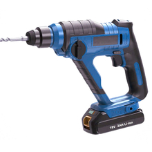 Cordless Li-ion Rotary Hammer SDS-plus 18V, Model#:ZP-13LI