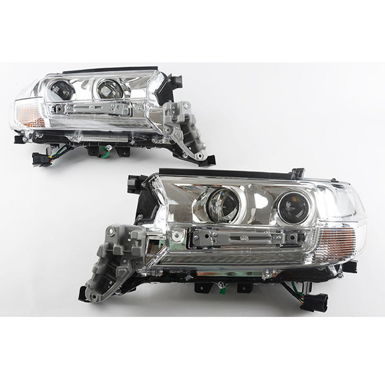 Auto Lamp New Car Headlight for Toyota Landcruiser 200 Series Sahara Official 2016