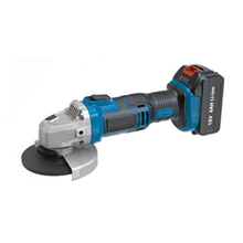 Cordless 18V Li-ion Angle Grinder 115mm, Model#: ZP-115LI