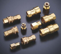 Quick joint Valves