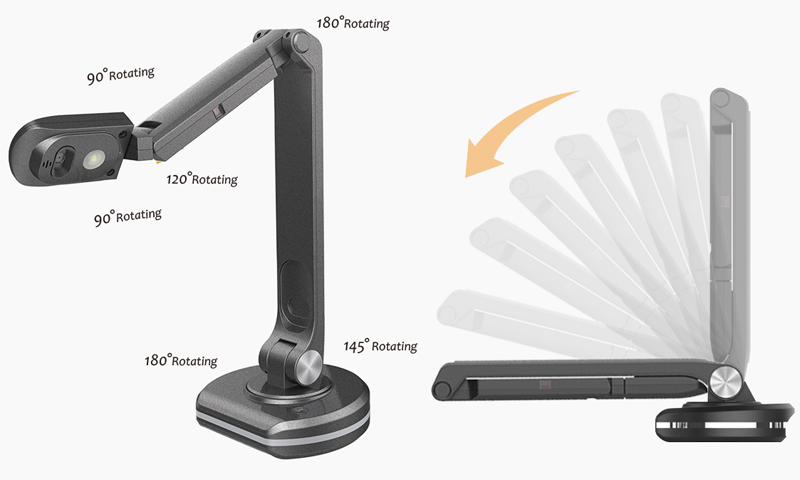 Document Scanner Easy To Carry
