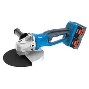 Cordless 36V Li-ion Angle Grinder 230mm, Model#: ZP-230LI