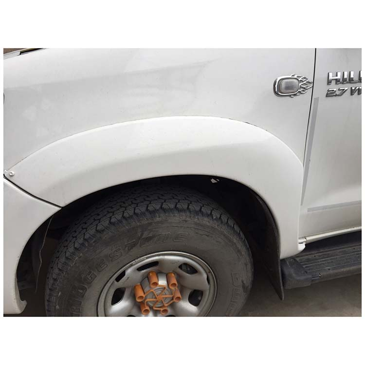 HILUX VIGO 2004-2014 TIRE SCREW PROTECTION COVER