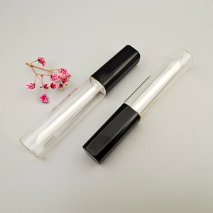 Wholesale Private Label Cosmetic Lipgloss Tubes 10ml Empty Containers