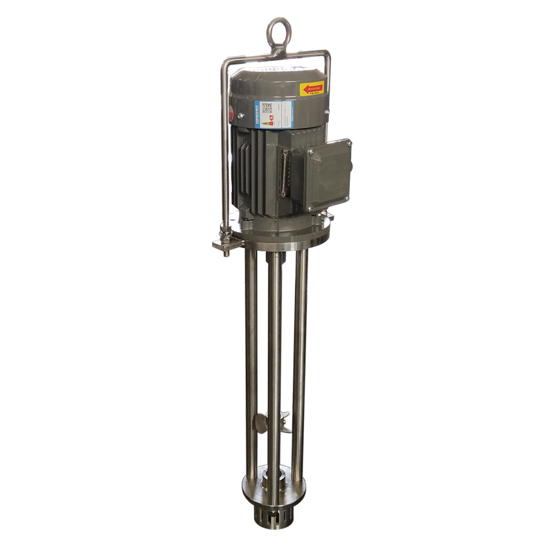 Plug Barrel PumpEmulsifier-at-normal-pressure