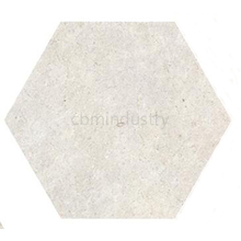 Hexagonal Brick Ceramic Tile 692*800mm