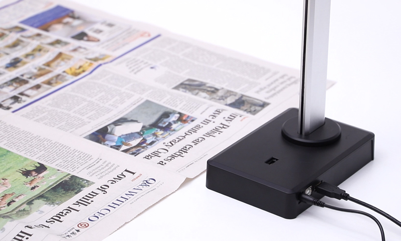 Portable Design Office Document Scanner