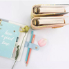Magnetic notebook with zipper notebook