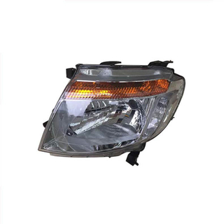 FORD RANGER 2012 TAIL LAMP WITH BLACK COVER