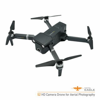 S2 HD Camera Drone for Aerial Photography