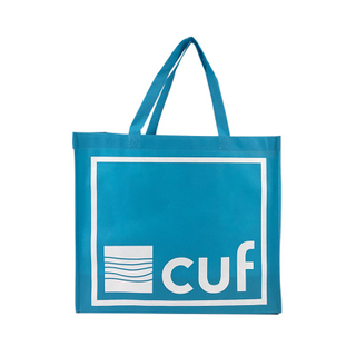 Customized Logo Recycle Clothes Fabric Shopping Bag Non Woven