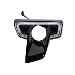 TOYOTA HILUX REVO 2018- FOG LAMP COVER(LED) FOR ROCCO