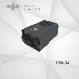 CW-04 New Designed Thermal Camera with Dual Light Temperature Measurement System
