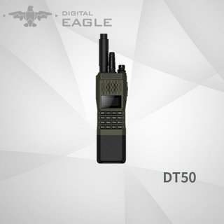 DT50 VHF Tactical Radio