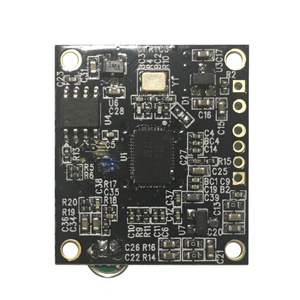 Facial recognition camera module MZCT2