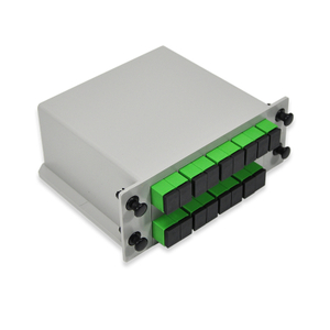 Fiber Optic CARD TYPE PLC 1X16 Splitter