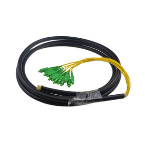 Fiber Optic 12 Core Waterprooof Pigtail