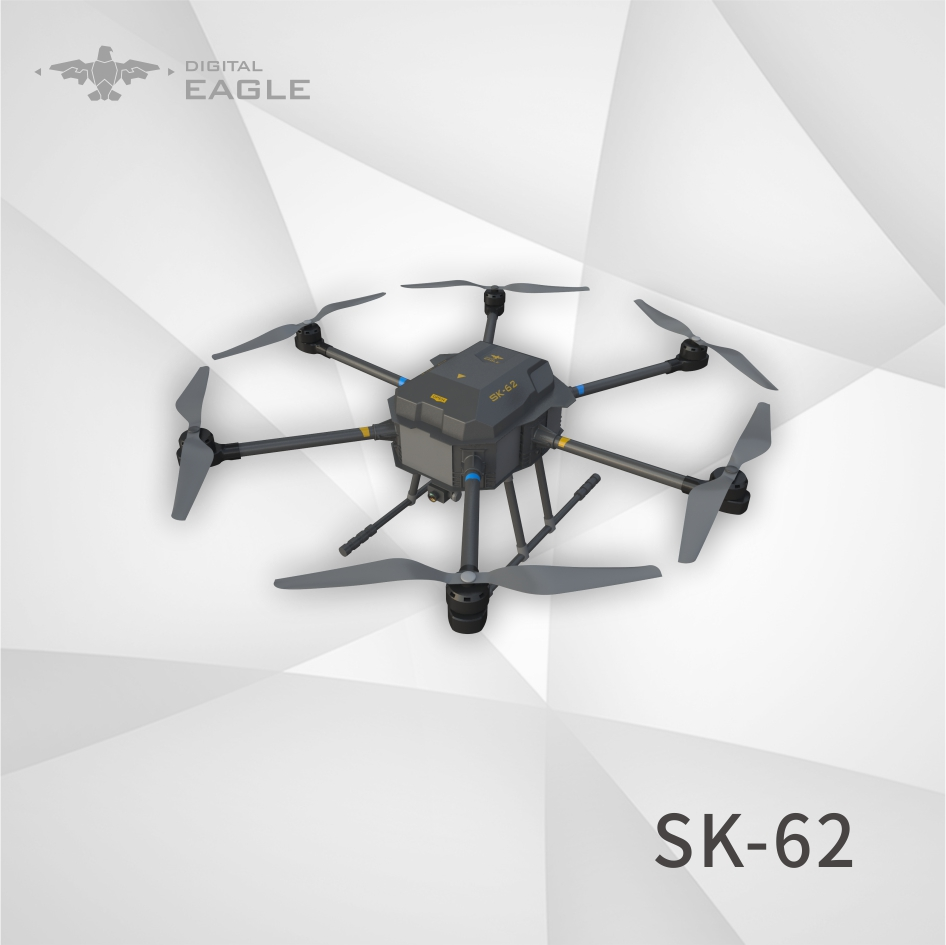SK-62 Hexacotper Security UAV/Drone