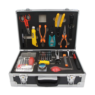 TLM5001A Compact Field Fiber Fusion Splicing Tool Kit