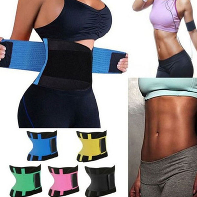 Waist Trainer Belt for Women - Waist Cincher Trimmer Weight Loss weight Belt - Sport Sweat Workout Slimming Body Shaper Belt