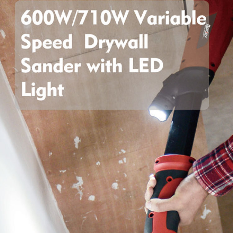 Light Drywall Sander 710W, Model# R7236-71E