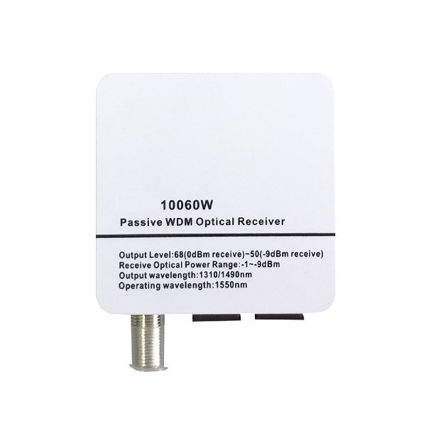 TLM-10060W Optical Receiver with WDM
